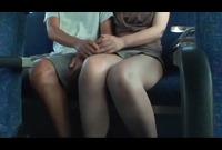 ☆バスの中のお楽しみエッチだ! Part 11